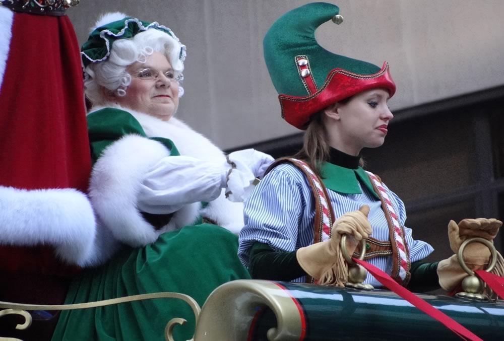 Santa\'s helpers