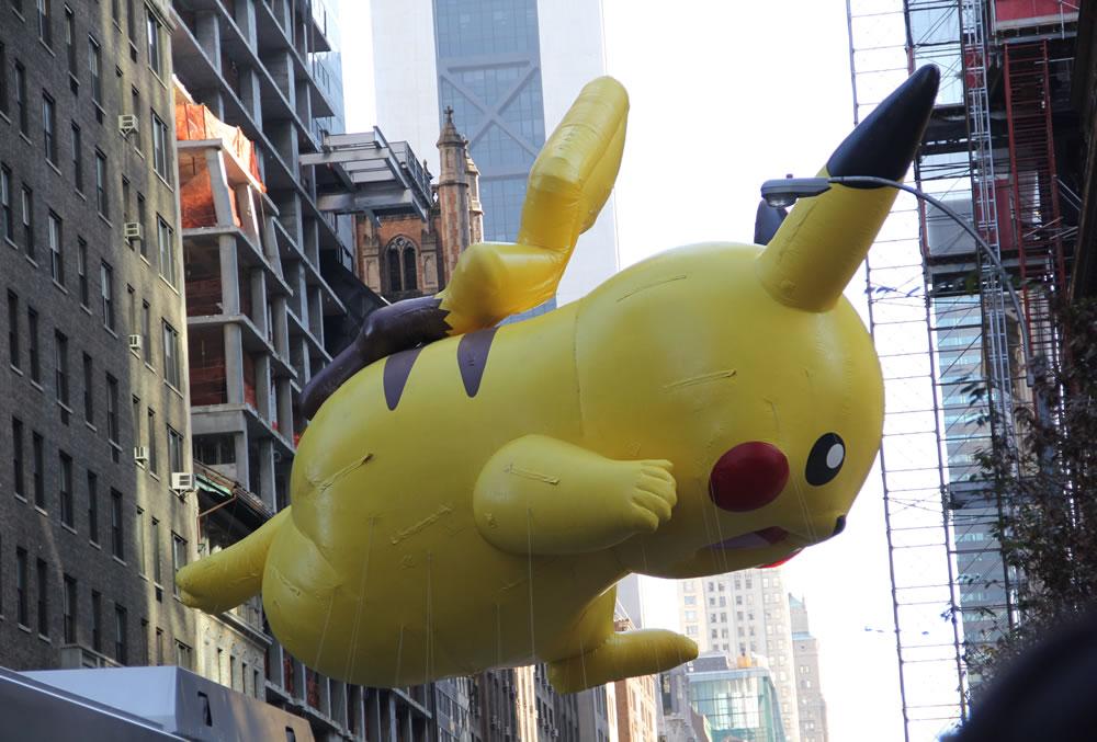 Pokemon\'s Pikachu