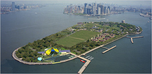 Directions To Ferry To Governors Island