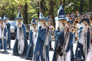Guggenmusik band