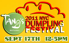 2011 Dumpling Festival in New York City