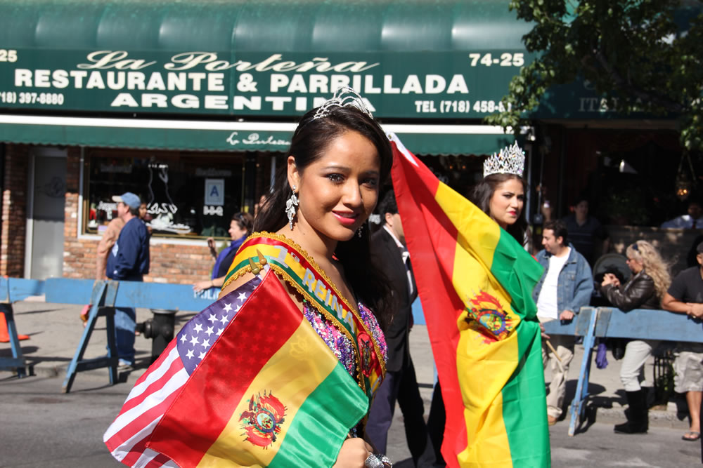 Bolivian Restaurant Queens New York