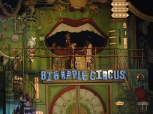 Big Apple Circus in NYC