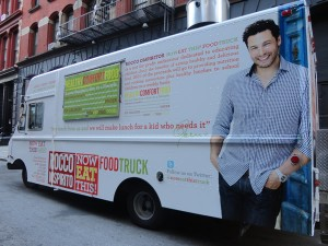 Rocco Dispirito Food Truck