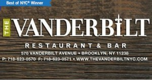 Daily Deal: Three course meal for two at The Vanderbilt