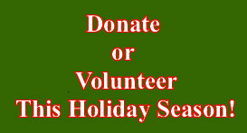 NYC Charities Donate or Volunteer For the Holidays