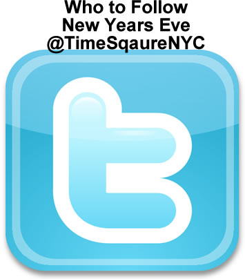 New Years Eve Twitter followers