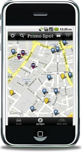 PrimoSpot Parking App