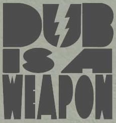 dub is a weapon logo