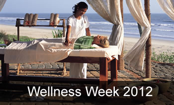 spa treatment wellness week