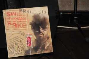 Swiss Chocolate Album by Mr. Complex