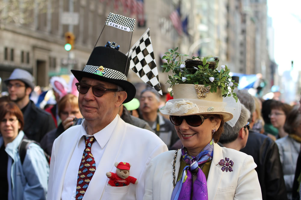 new york osterparade