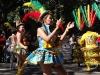 Bolivian dancer