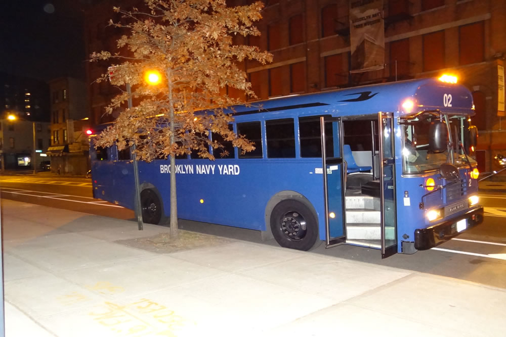 Brooklyn Navy Yard Tours