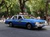 old school cop car