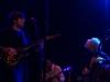 Luke O'Malley on guitar