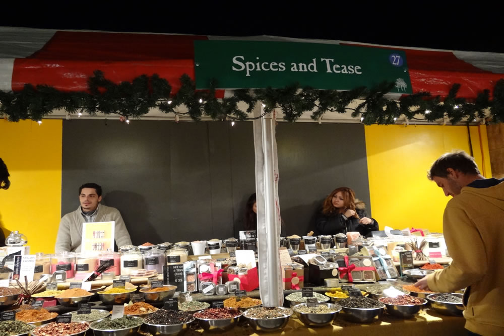 Spices and Tease