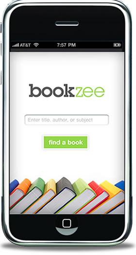 bookzee app