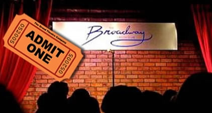 broadway comedy shows