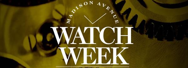 Watch week